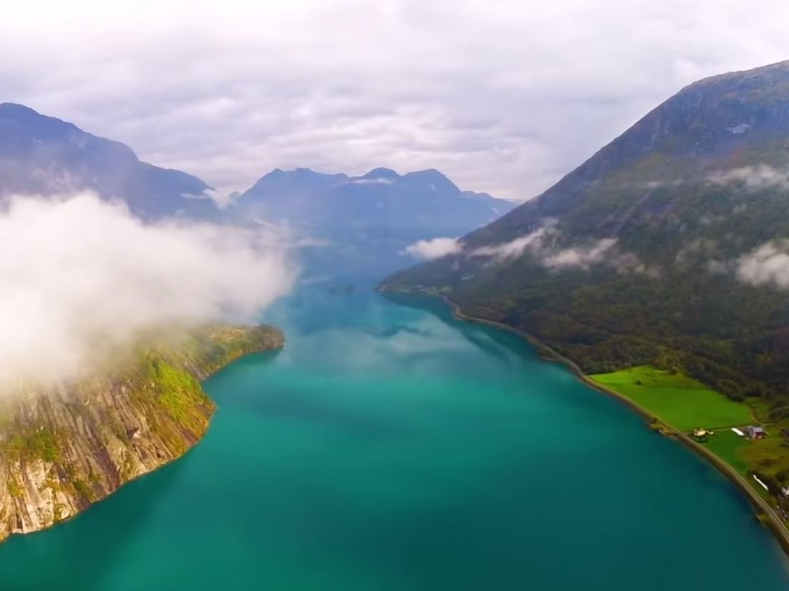 the significance of water in norway
